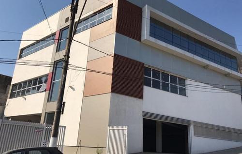 Galpão/ Prédio  Para Locação No Centro De Itapecerica