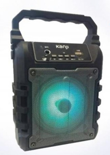 Parlante Portatil Kanji Amnesia Inalambrico Bluetooth Usb Sd