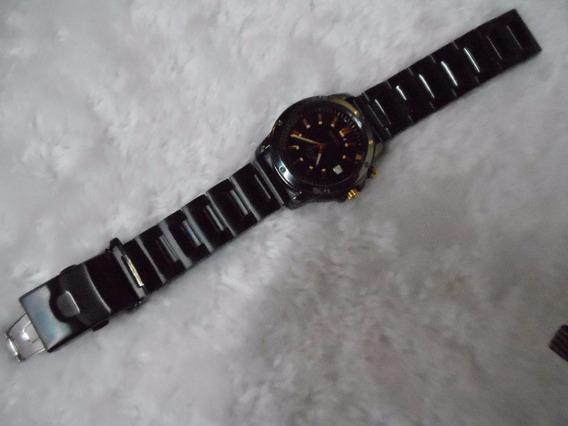Impecável Relógio Seiko Calendário Perpétuo