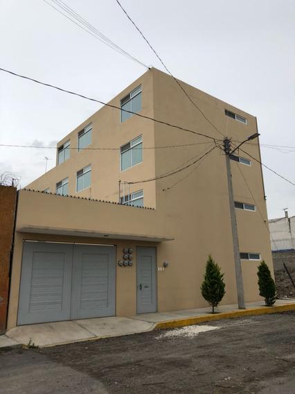 Renta De Departamentos Nuevos En Chalco 85m Planta Baja