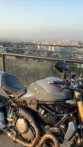 Imagem 1 de 10 de Ducati Monster 1200 S