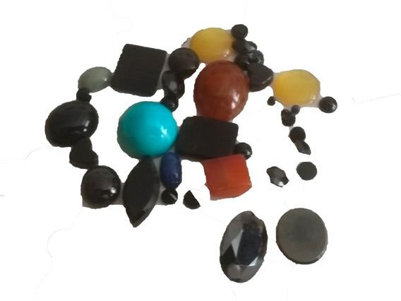 Conjunto De Piedras Rubíes, Circones, Esmeraldas Y Mas