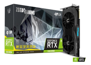 Tarjeta De Video Zotac Geforce Rtx 2080 Super Amp 8g