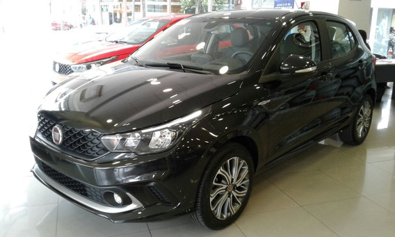 Fiat Argo Precision 1.8 Manual 2020 Contado Financiado