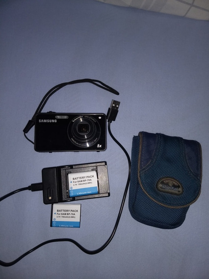 Câmera Samsung St700 Digital + Acessórios