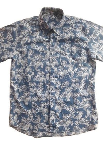 Camisa All Brazil Plus Size Estampada Manga Curta Com Bolso
