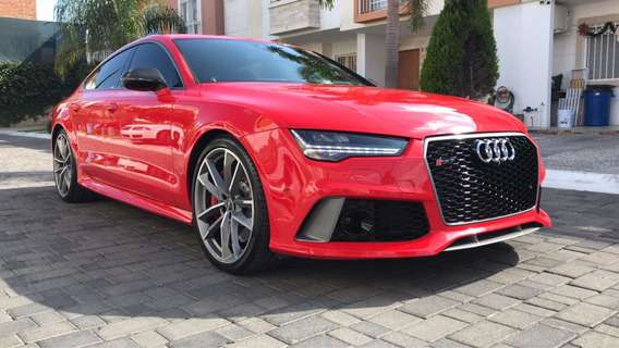 Audi Serie Rs 4.0 7 Performance Tfsi Tiptronic At 2017