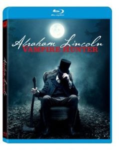 Blu-ray Abraham Lincoln: Vampire Hunter