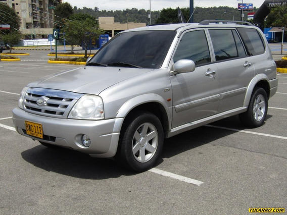 Chevrolet Grand Vitara Xl At 2700cc Aa 7psj 4x4
