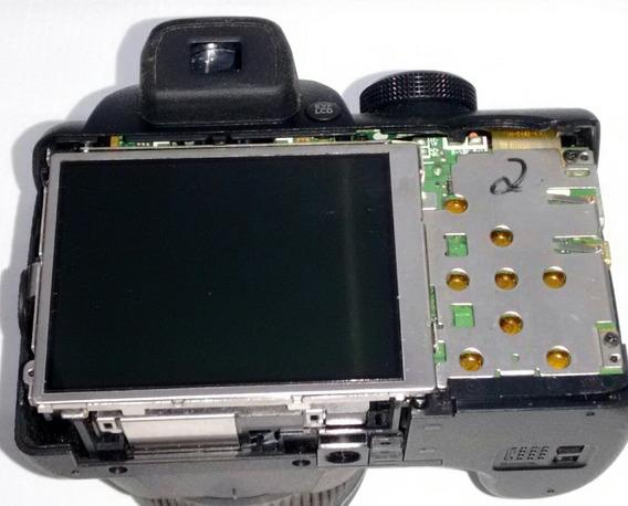 Câmera Fujifilm S3300 Retirada De Peças