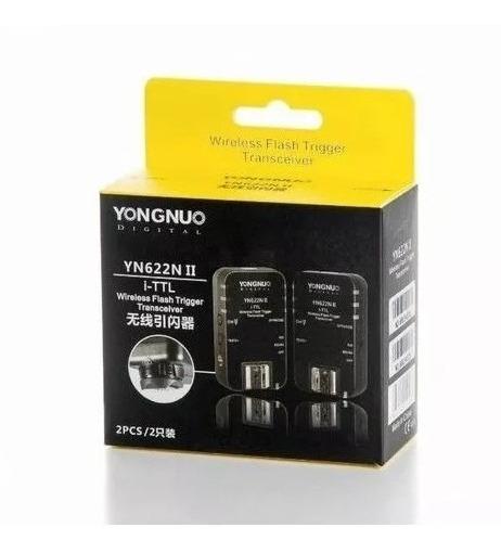 Rádio Flash Yongnuo Yn 622n Tx I-ttl Nikon *retire Loja