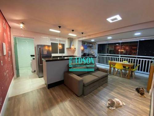 Imagem 1 de 11 de Apartamento À Venda Por R$ 850.000 - Santana - São Paulo/sp - Ap0055