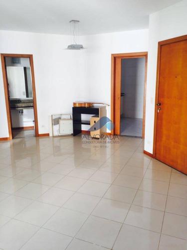 Imagem 1 de 16 de Apartamento Com 3 Dormitórios À Venda, 98 M² Por R$ 530.000,00 - Jardim Aquarius - São José Dos Campos/sp - Ap7572