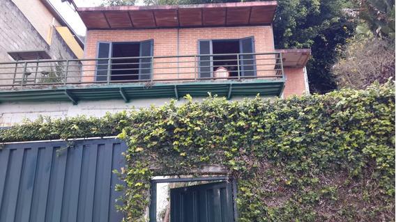 Alquilo Casa En El Hatillo, 1 Hab. 1 Baño, 2 Estac. Interno