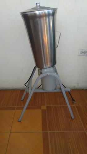 Imagen 1 de 5 de Licuadora Industrial Metvisa De 15 Litros Brasilera 3400rpm