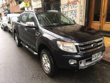 Ford Ranger Limited 2012