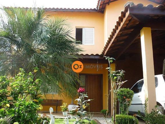 Sobrado Com 3 Dormitórios À Venda, 200 M² Por R$ 790.000 - City Bussocaba - Osasco/sp - So0017