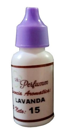 Esencias Aromáticas Perfumería Aromaterapia Importadas 15ml
