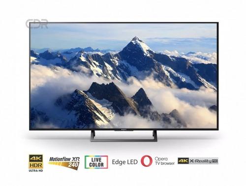 Imagen 1 de 3 de Tv Led Sony 55  Smart Ultra Hd 4k