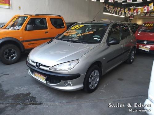 Peugeot 206 Presence 1.4 Flex 2006/2007