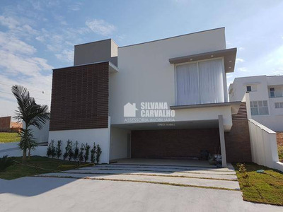 Casa À Venda No Condomínio Central Parque Em Salto. - Ca5910