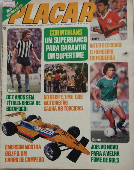 Revista Placar N° 456 - 19.01.1979