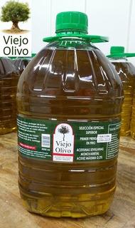 Aceite De Oliva Bidón De 5 Litros | Marca Viejo Olivo