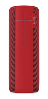 Parlante Ultimate Ears Megaboom portátil inalámbrico Lava red