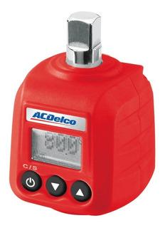Torquimetro Digital Cubo Encastre 3/8 400grs A 8kg Acdelco