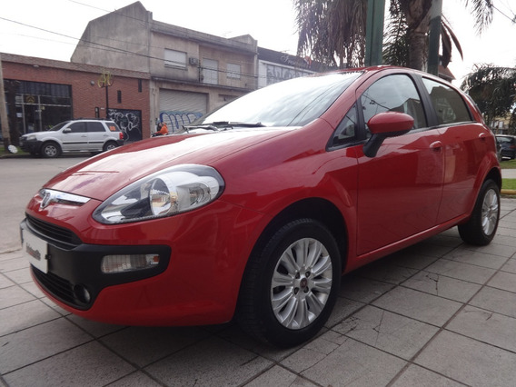 Fiat Punto Attractive Pack Top 1.4 [ 1er Dueño - Excelente }