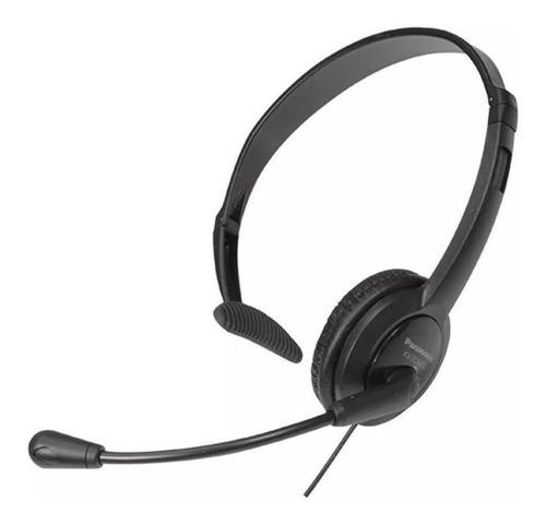 Imagen 1 de 5 de Auricular Headset Panasonic Kx-tca400 Telefonos Manos Libres