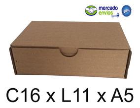 200 Caixas Papelão Correio Sedex Pac N 0 16x11x5 Montavél