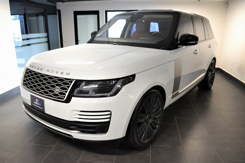 Imagen 1 de 15 de Land Rover Vogue Se Blindado Nivel Ill