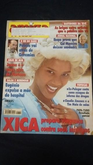 Revista Amiga - Xica Da Silva, O Rei Do Gado,amado Batista
