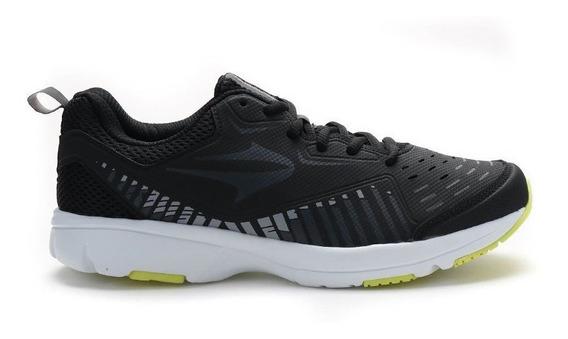 Zapatillas Topper Boro Negro/gris - Corner Deportes