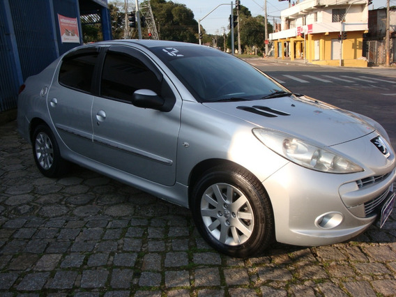 Peugeot 207 Passion Xs 1.6 2012 Completo