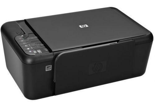 Impressora Multifuncional Hp Deskjet F4440 Usada S/ Cartucho