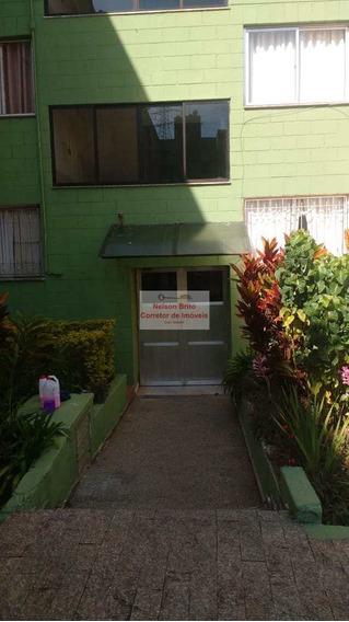 Apartamento Com 2 Dorms, Jardim Alvorada, Santo André - R$ 170 Mil, Cod: 261 - V261