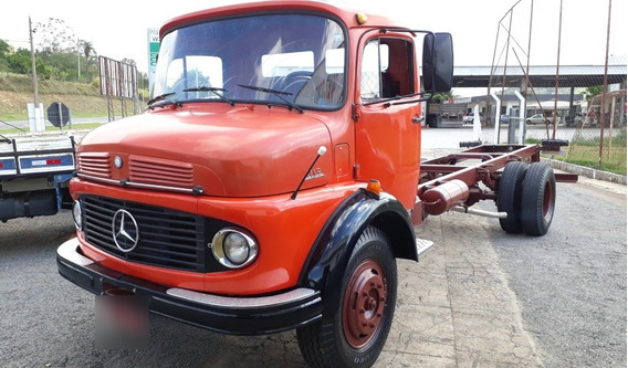 Mercedes-benz 1113 Toco Raridade
