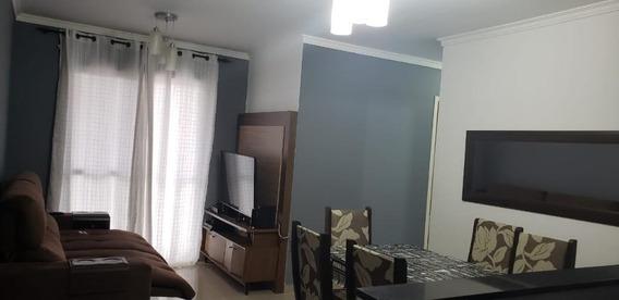 Apartamento Em Interlagos, São Paulo/sp De 65m² 3 Quartos À Venda Por R$ 390.000,00 - Ap248385