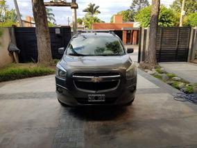 Chevrolet Spin 1.8 Ltz 7as At 105cv