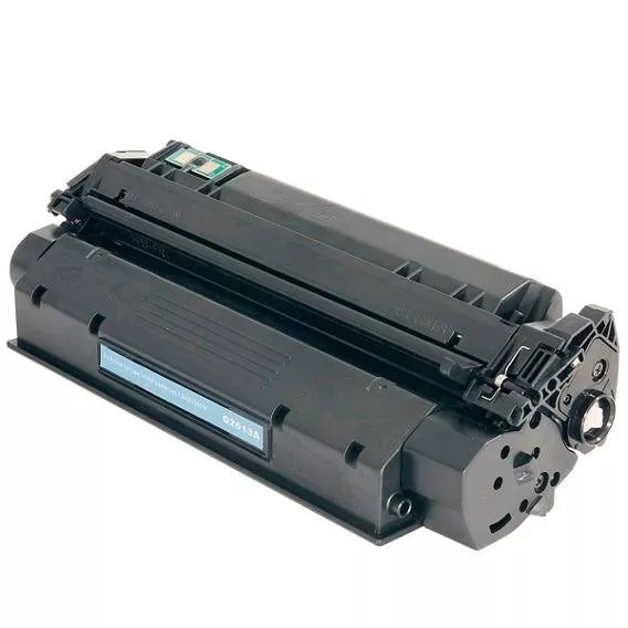 Kit 2 Cartucho Toner Hp 7115a 2613a 2624 Compativel