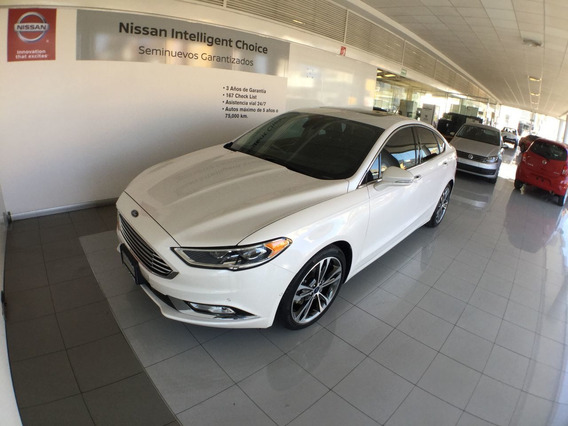 Ford Fusion 4 Puertas