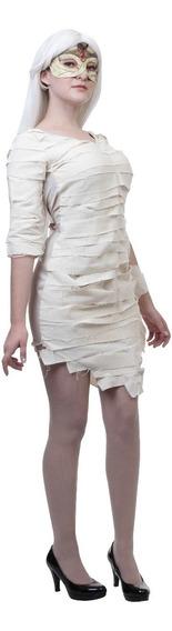 Disfraz Momia Sand Mummy Vestido Halloween
