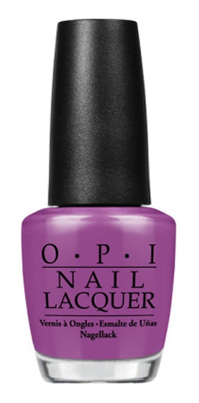 Esmalte Opi Nail Lacquer Manicure For Beads Nln54 15ml