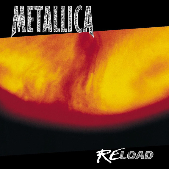 Cd : Metallica - Re-load (cd)