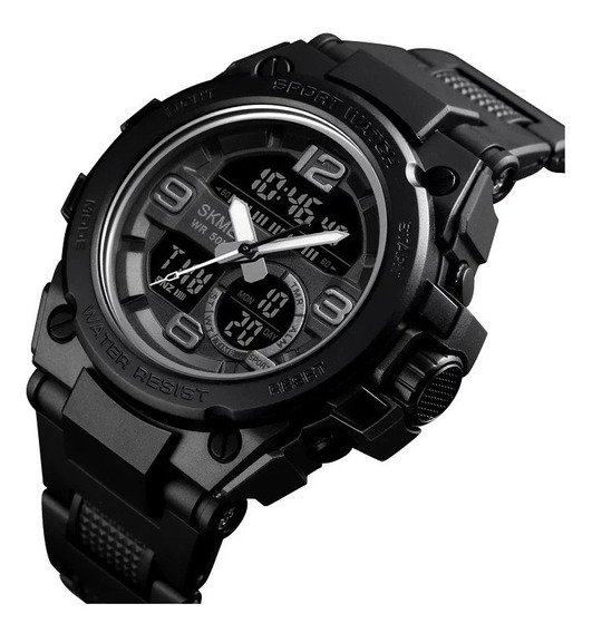 Relógio Masculino Skmei Militar Digital Esportivo Original
