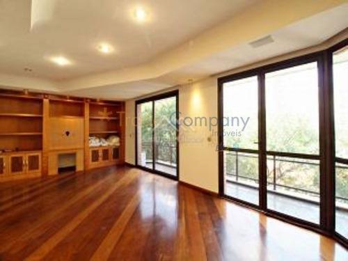 Imagem 1 de 6 de Pacaembu 274,37m² 4 Dormitorios 2 Suites 3 Vagas De Garagem R$ 2.450.000,00 - Ap01440