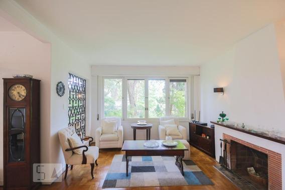 Casa Para Aluguel - Campo Belo, 4 Quartos, 350 - 893014118