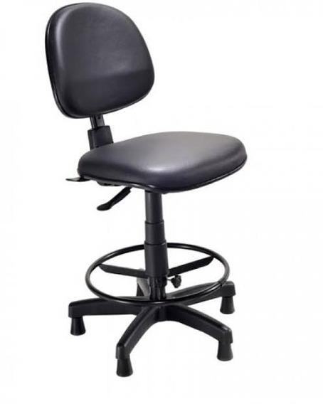 Cadeira Ergonômica Caixa Alta Executiva Giratória.